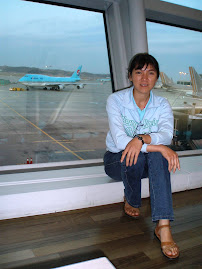 in 2008, Korean Airport