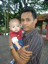 aiman & my hubby