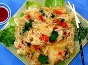 Vegetarian Thai Tempura