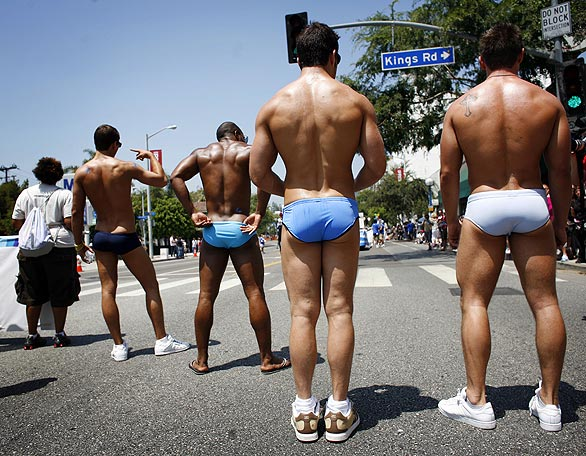 san francisco gay pride nudes