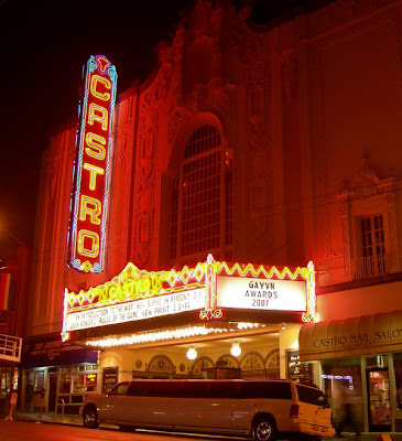 Castro Theatre.