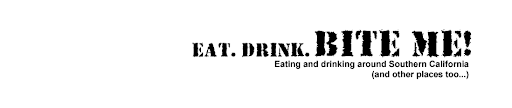 eat. drink. BITE ME! - adventures in food and drink