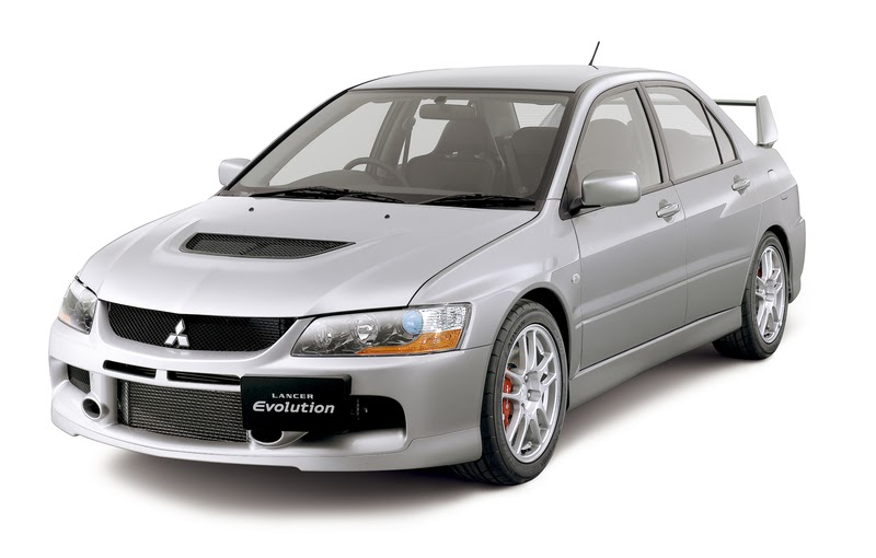 Mitsubishi Lancer Evolution 9 2005 Service Manual