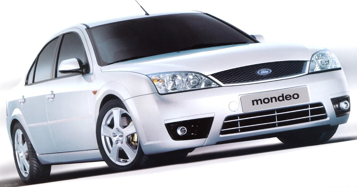 Ford Mondeo Service And Repair Manual Free Download