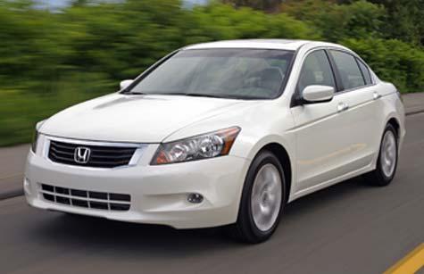 Honda accord 2008-2010 owners manual