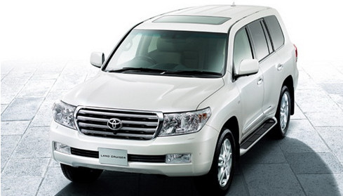 Toyota Land Cruiser 2011 Model. Land Cruiser (200 Series)