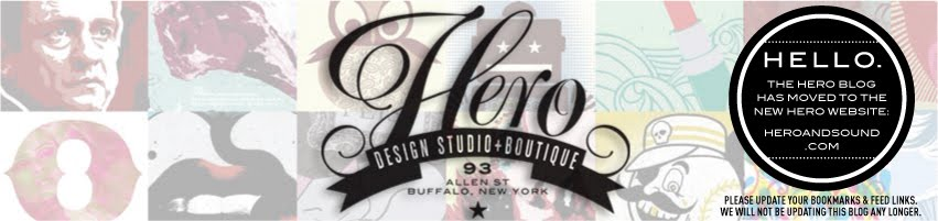 Hero Design Studio + Boutique