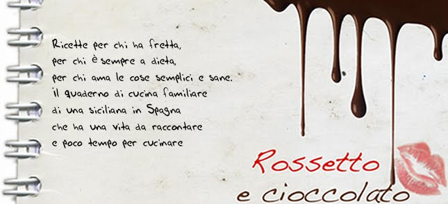 Rossetto e Cioccolato