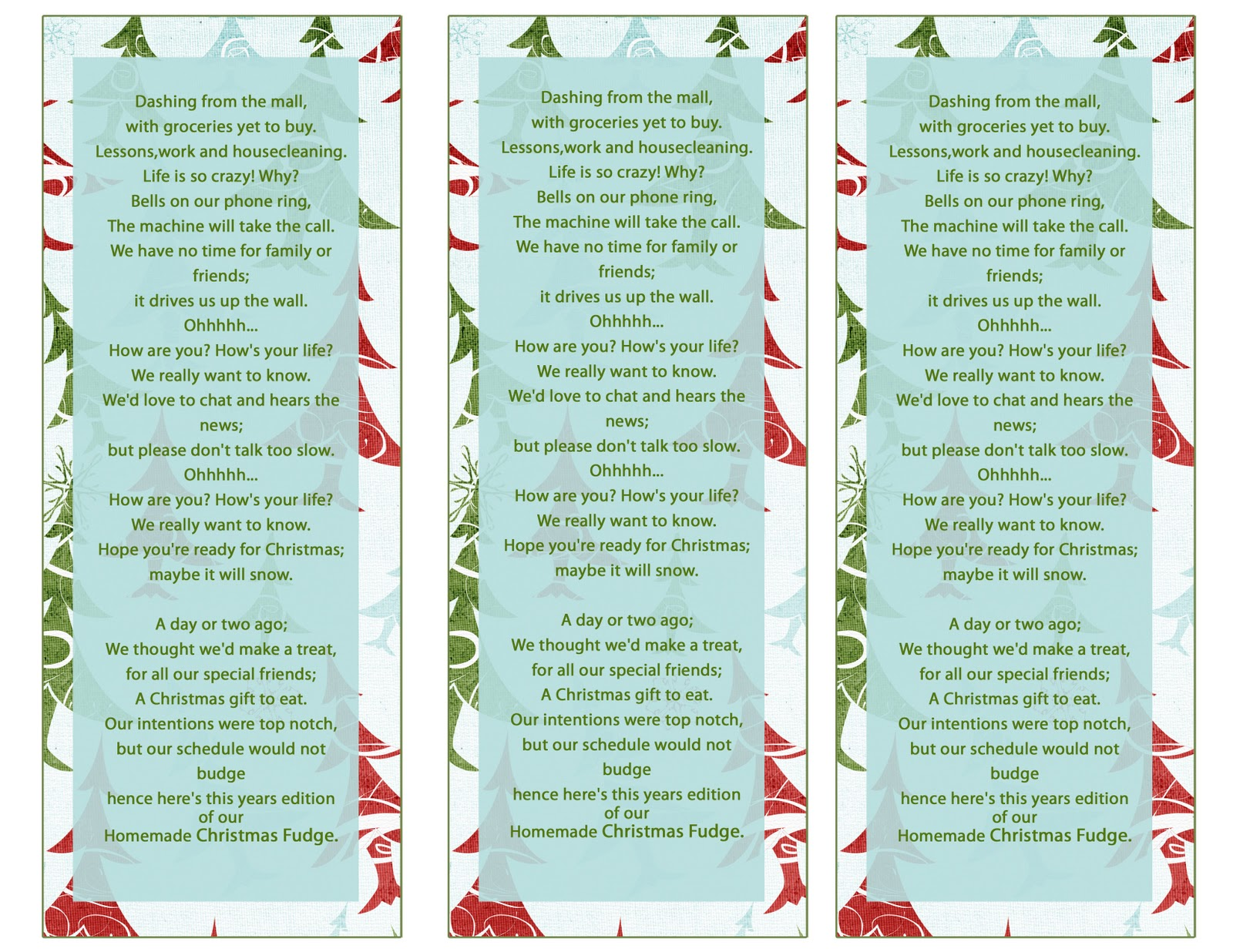 Christmas neighbor and friend gift ideas tips from a for Christmas gifts for neighbors homemade