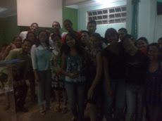 Seminário na Igreja do pastor Joédson