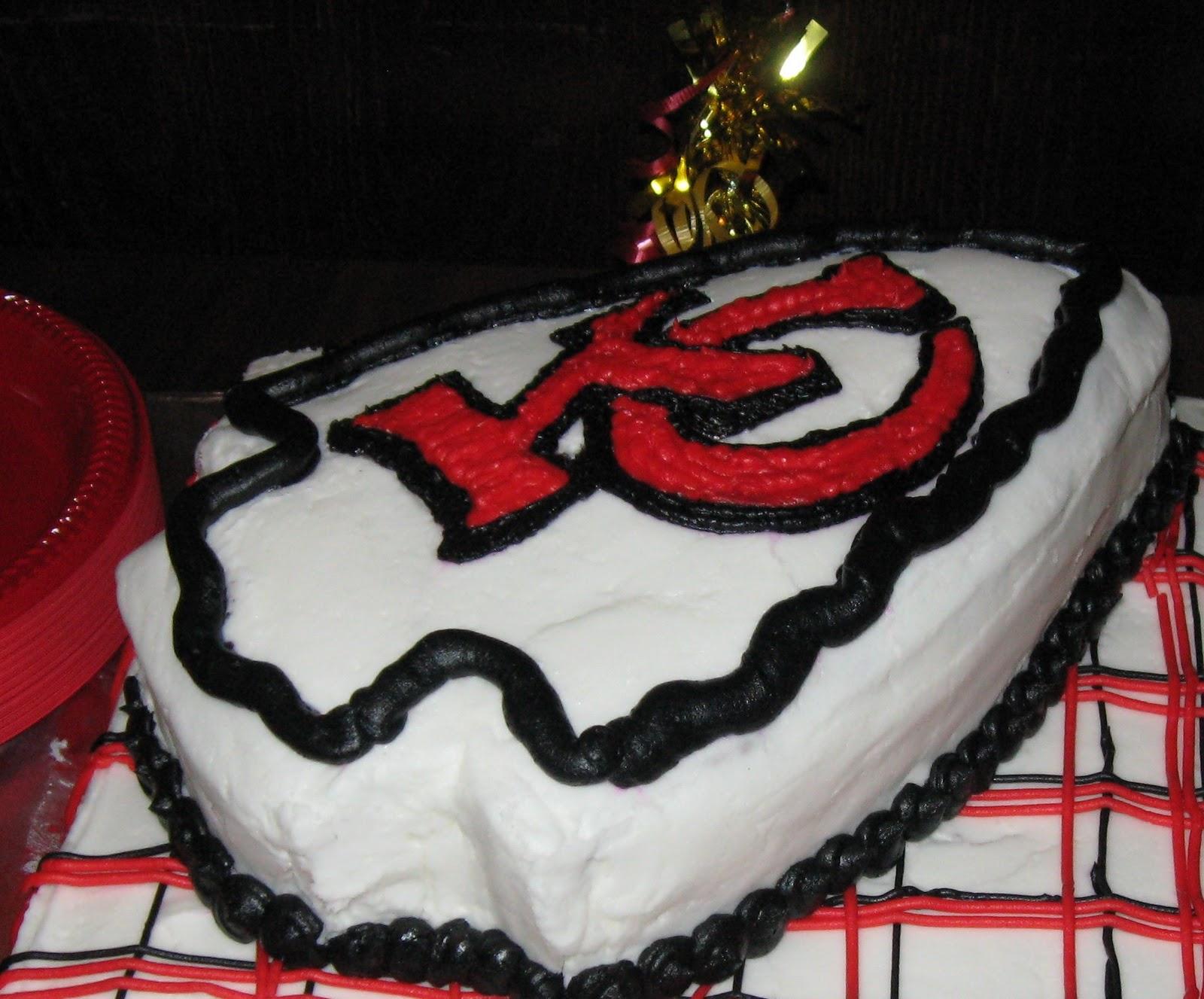 Kansas City Chiefs Party