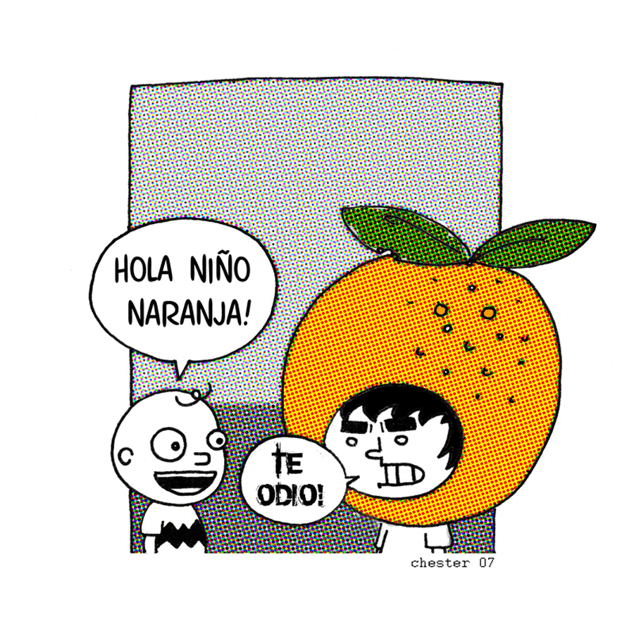 [Niño+Naranja+]