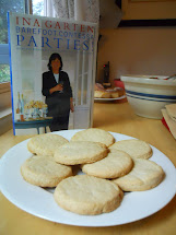 Morsels & Sauces Cookbook #22 Barefoot Contessa Parties
