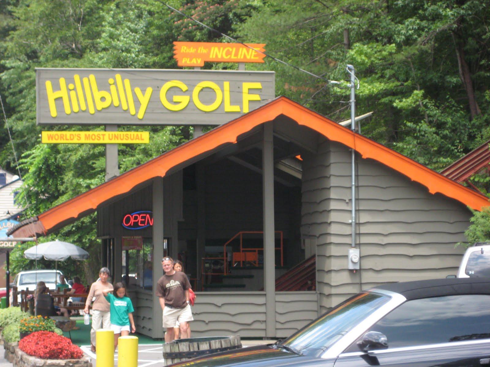 The Mini-Golf Diaries: Hillbilly Golf on