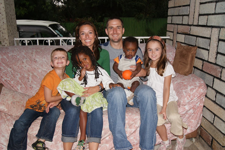 Kidd Ethiopia Adoption