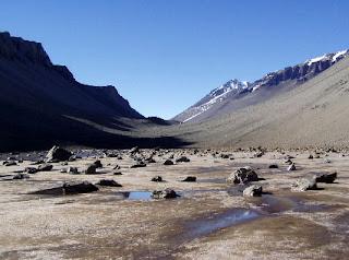 Don Juan Pond, Antartika