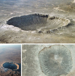 Meteor Crater, USA