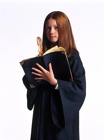 Ginny Weasly Bonnie Wright: la más pequeña de los hijos de la familia Weasly ...