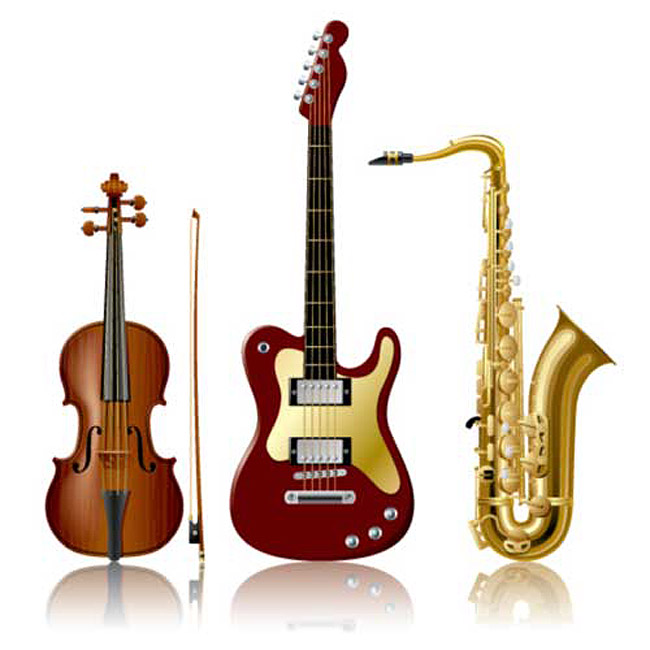 Image result for singers and instruments