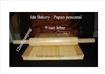 Papan Pencanai Ida Bakery