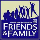 Al Rajhi Friend & Family Program