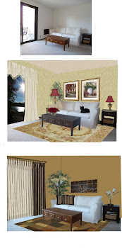 One room 3 ways