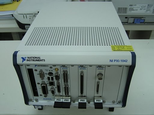 Pxi Data Acquisition System : Labview applications for biomedical engineering ni pxi