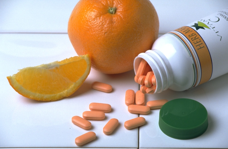 Daily recommended vitamin and mineral intake for adults