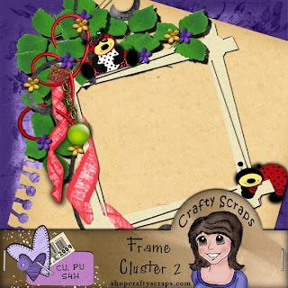 http://craftyscraps.blogspot.com/2009/05/cu-frame-cluster-2-freebie.html