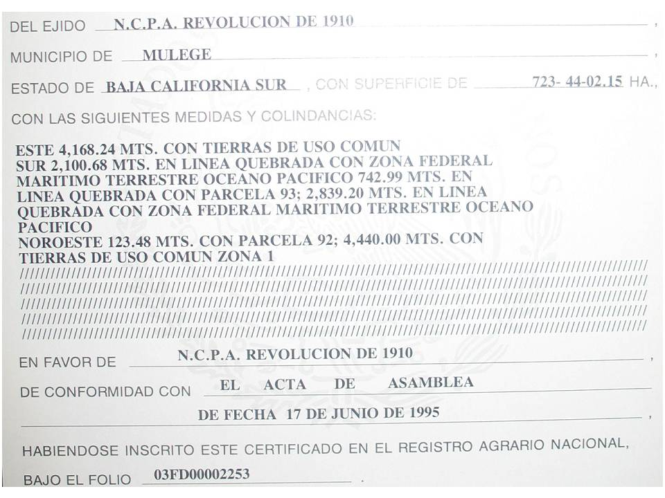 Perfecto Certificado De Título De California Friso - Certificado ...