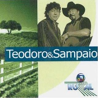 Cd Trilhas Globo Rural - Teodoro & Sampaio