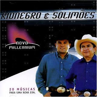 Rio Negro e Solimões   Novo Millennium | músicas
