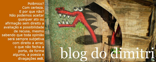 blog do dimitri