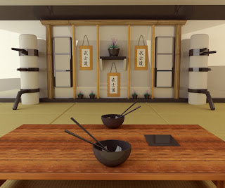 Interior Japanese Apartment