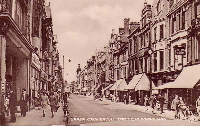 The History of Kardomah: Kardomah Cafe Newport, Commercial Street