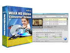 Download WinX HD Video Converter 3.7.4