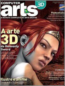 Download Revista Computer Arts Brasil A Arte 3D Baixar