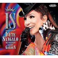 cd Ivete Sangalo - Madison Square Garden 2010