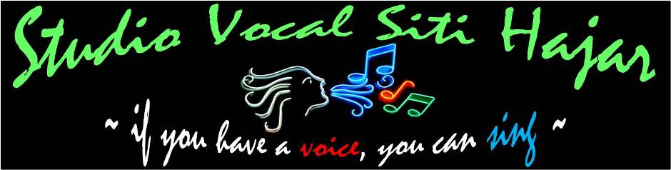 Studio Vocal Siti Hajar