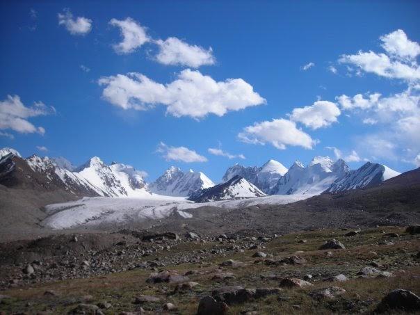 Western Kok : Sari Nevalas climbing blog In Kyrgyzstan; Western Kok Shaal Too