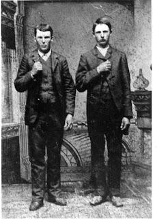 Jesse and Frank James 1872