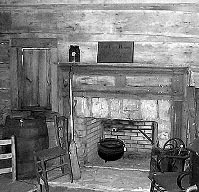 Interior of the Bell Cabin