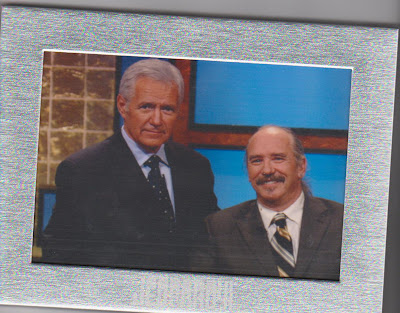 Alex Trebek and Minstrel Boy