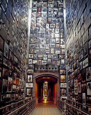 US Holocaust Memorial Museum interior