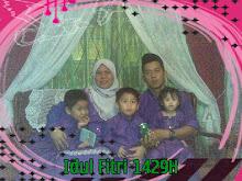 Keluargaku Yang Tercinta