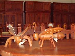 Veladores Avispas