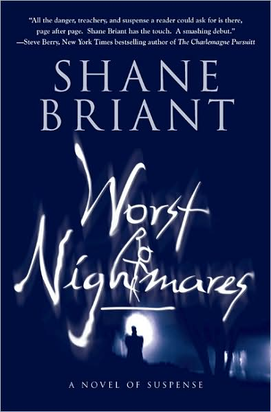Review & Giveaway: Worst Nightmares by Shane Briant