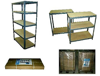 продажа складских стеллажей, недорого стеллаж для склада.ФОТО
