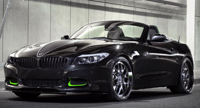 Mwdesign Bmw Z4 Nike Slingshot Edition Reviews Amp Photos