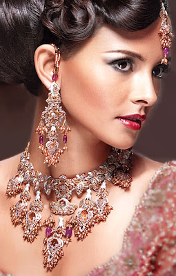 1 - Wedding Wear Latest & Stylish Asian Bridal Jewelry
